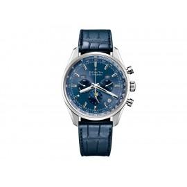 Zenith El Primero 03.2097.410/51.C700 Reloj para Caballero Color Azul - Envío Gratuito