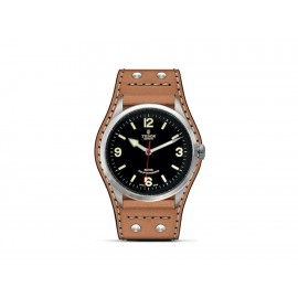 Tudor Heritage Ranger M79910-0002 Reloj para Caballero Color Café Claro - Envío Gratuito