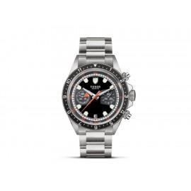 Tudor Heritage Chronograph M70330N-0002 Reloj para Caballero Color Acero - Envío Gratuito