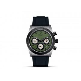 Tudor Fastrider Chrono M42010N-0008 Reloj para Caballero Color Negro - Envío Gratuito