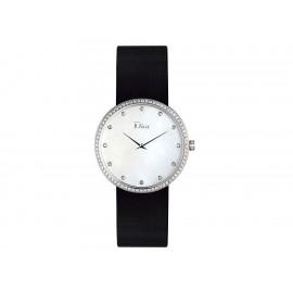 Dior D de Dior CD043114A001 Reloj para Dama Color Negro - Envío Gratuito