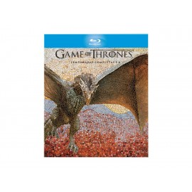 Game of Thrones Temporadas Completas 1 - 6 Blu-Ray - Envío Gratuito