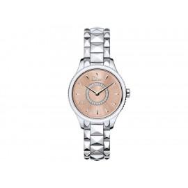 Dior Dior VIII Montaigne CD151111M002 Reloj para Dama Color Gris Acero - Envío Gratuito