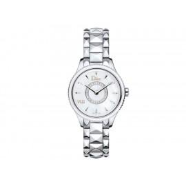 Dior Dior VIII Montaigne CD151111M001 Reloj para Dama Color Acero - Envío Gratuito