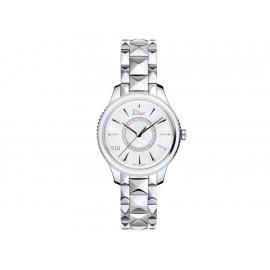 Dior Dior VIII Montaigne CD152110M004 Reloj para Dama Color Gris Acero - Envío Gratuito