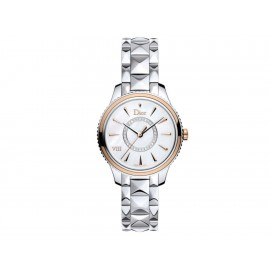 Dior Dior VIII Montaigne CD1521I0M001 Reloj para Dama Color Acero - Envío Gratuito