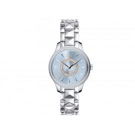 Dior Dior VIII Montaigne CD153510M001 Reloj para Dama Color Gris Acero - Envío Gratuito