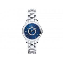 Dior Dior VIII Montaigne CD152110M005 Reloj para Dama Color Gris Acero - Envío Gratuito
