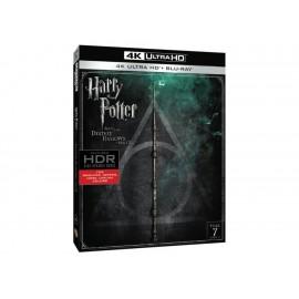 Harry Potter y las Reliquias de la Muerte Parte 2 Blu-Ray 4K - Envío Gratuito