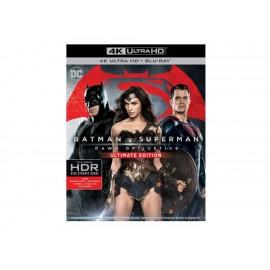 Batman vs Superman Dawn of Justice 4K ULTRAHD + Blu-Ray - Envío Gratuito