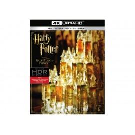 Harry Potter y el Misterio del Príncipe Blu-Ray 4K - Envío Gratuito