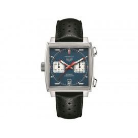 Tag Heuer Monaco CAW211P.FC6356 Reloj para Caballero Color Negro - Envío Gratuito