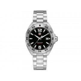 Tag Heuer Formula 1 WAZ1112.BA0875 Reloj para Caballero Color Acero - Envío Gratuito
