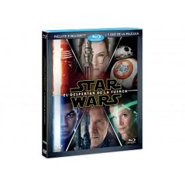 Star Wars: El Despertar de la Fuerza Blu-ray/DVD - Envío Gratuito