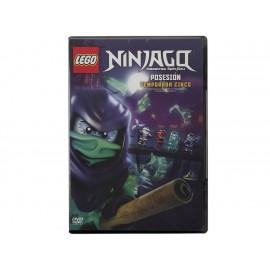 Lego Ninjago Maestros Spinjitzu Temporada 5 DVD - Envío Gratuito