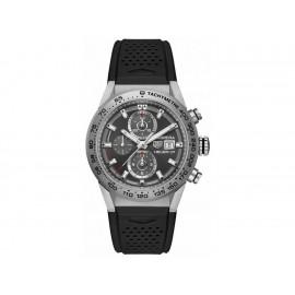 Tag Heuer Carrera CAR208Z.FT6046 Reloj para Caballero Color Negro - Envío Gratuito