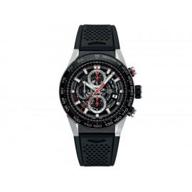Tag Heuer Carrera CAR2A1Z.FT6044 Reloj para Caballero Color Negro - Envío Gratuito