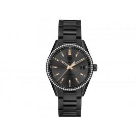 Tag Heuer Carrera WAR1115.BA0602 Reloj para Dama Color Negro - Envío Gratuito
