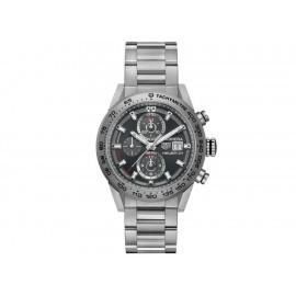 Tag Heuer Carrera CAR208Z.BF0719 Reloj para Caballero Color Acero - Envío Gratuito