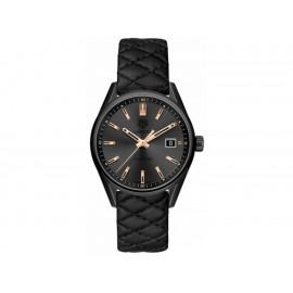 Tag Heuer Carrera WAR1113.FC6392 Reloj para Dama Color Negro - Envío Gratuito