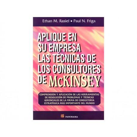Aplique en su Empresa las Técnicas de los Consultores de McKinsey - Envío Gratuito