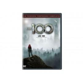 Los 100 Temporada 3 DVD - Envío Gratuito
