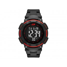 Reloj para caballero Skechers Ruhland SR1022 negro - Envío Gratuito