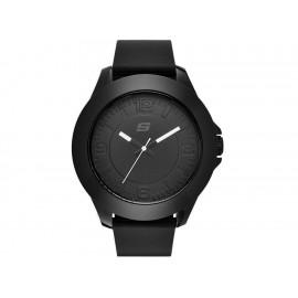 Reloj para caballero Skechers Large Tonal SR5008 negro - Envío Gratuito