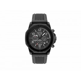 Bulova Bulova Marine Star 98B223 Reloj para Caballero Color Negro - Envío Gratuito