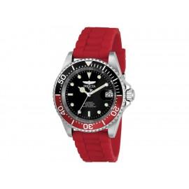 Reloj para caballero Invicta Pro Diver 23680 rojo - Envío Gratuito