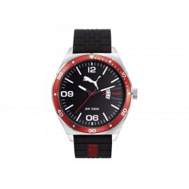 Reloj para caballero Puma Day essential PU104151006 negro - Envío Gratuito