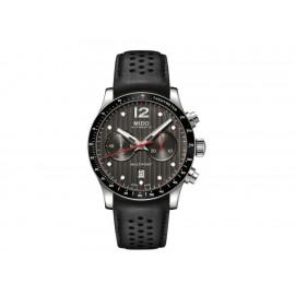 Mido Multifort M0256271606100 Reloj para Caballero Color Negro - Envío Gratuito