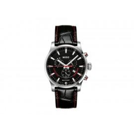 Mido Multifort M0054171605120 Reloj para Caballero Color Negro - Envío Gratuito