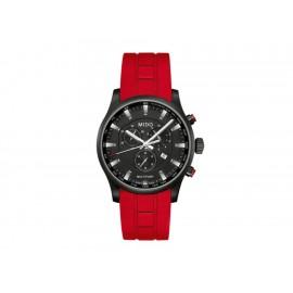 Mido Multifort M0054173705140 Reloj para Caballero Color Rojo - Envío Gratuito