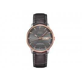 Mido Commander II M0214312606100 Reloj para Caballero Color Café Obscuro - Envío Gratuito
