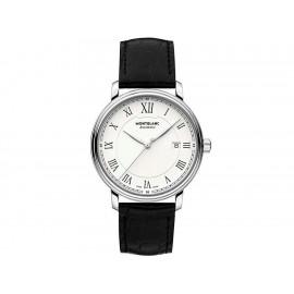 Reloj para caballero Montblanc Tradition 112609 negro - Envío Gratuito