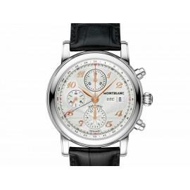 Reloj para caballero Montblanc Star Traditional 110590 negro - Envío Gratuito