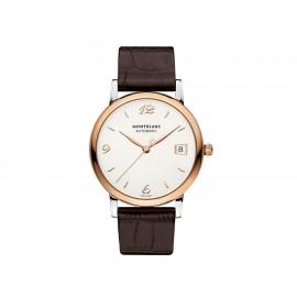Reloj para caballero Montblanc Star 112145 café - Envío Gratuito