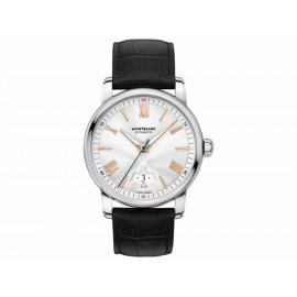 Montblanc 4810 Date Automatic Reloj para Caballero Color Negro - Envío Gratuito