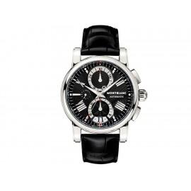 Reloj para caballero Montblanc Star 4810 102377 negro - Envío Gratuito