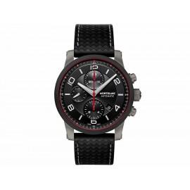 Reloj para caballero Montblanc Timewalker 112604 negro - Envío Gratuito