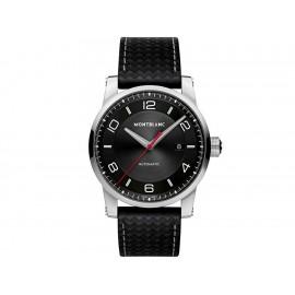 Reloj para caballero Montblanc Timewalker 113877 negro - Envío Gratuito