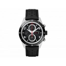 Reloj para caballero Montblanc Timewalker 116098 negro - Envío Gratuito