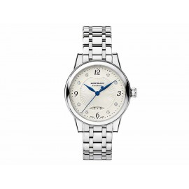 Reloj para dama Mont Blanc Bohème 111056 acero - Envío Gratuito