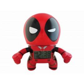 Bulb Botz 2020893 Despertador para Niño Color Negro/Rojo - Envío Gratuito