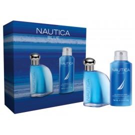 Set para caballero Nautica Blue - Envío Gratuito