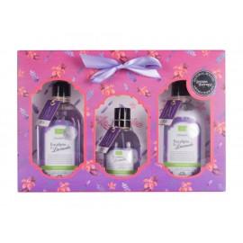 Set para dama Natural Scents Aromasential Botica Eucalipto & Lavanda - Envío Gratuito