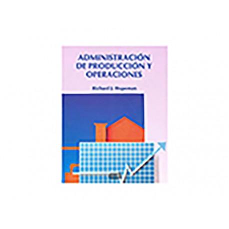 Administración de Producción y Operaciones - Envío Gratuito