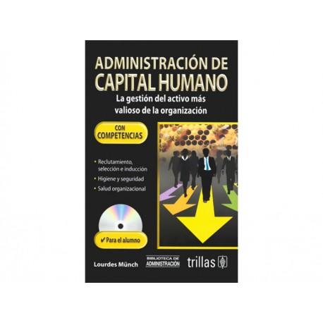 Administración de Capital Humano - Envío Gratuito
