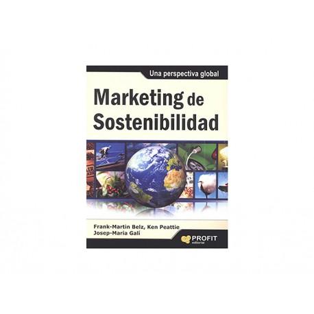 Marketing de Sostenibilidad - Envío Gratuito